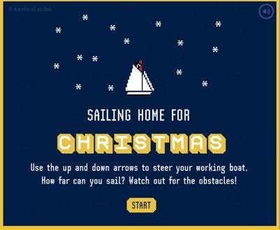 Image for'Sailing Home For Christmas'