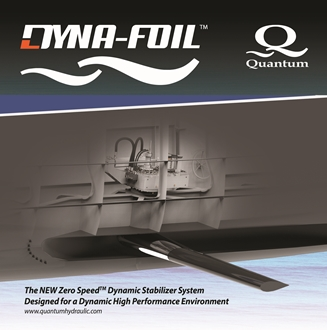 Image forQuantum Introduces it's DYNA-FOILTM New Stabilizer System