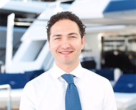 Image forMoravia Yachting makes its first USA appointment