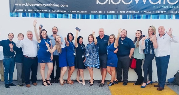 Image forBluewater celebrates in Fort Lauderdale