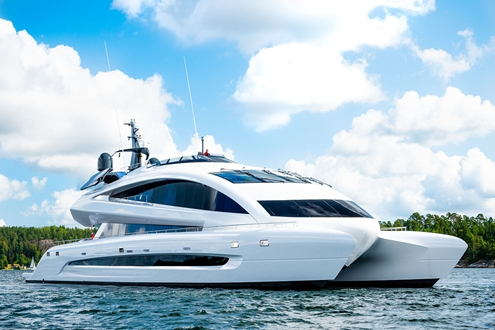 Image forROYAL FALCON-ONE, 41.14m - New CA Announcement