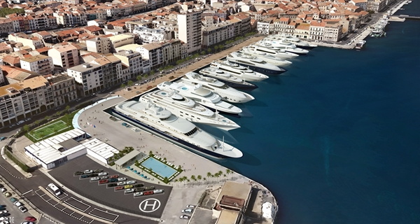 Image forIGY Marinas and P O Marinas launch superyacht complex in Mediterranean