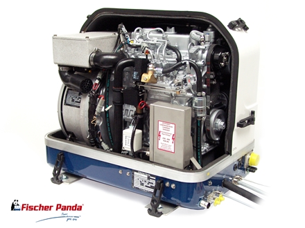 Image forFischer Panda UK Launches New Panda PMS 19i Variable Speed Generator
