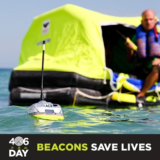 Image forACR Electronics and Ocean Signal Launch 406Day to Raise Beacon Awareness