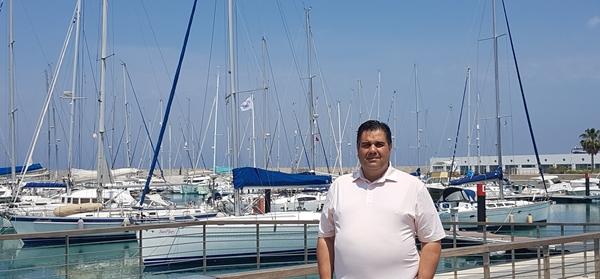 Image forKarpaz Gate Marina Appoints New Harbour Master