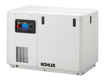 Image forKohler Launches New Tier 3 Diesel Marine Generators