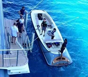 Image forPre-owned 8.5 m Beach Lander Tender for Sale
