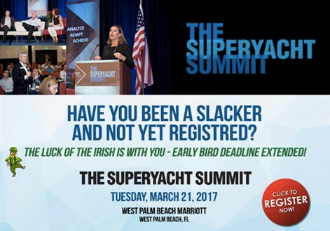 Image forEarly Bird Offer - The Superyacht Summit - West Palm Beach