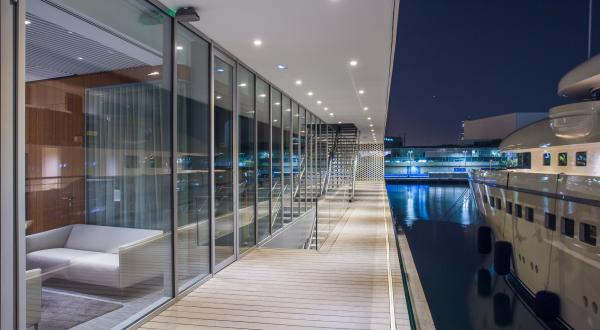 Image forAdvantages of running your business out of Marina Port Vell