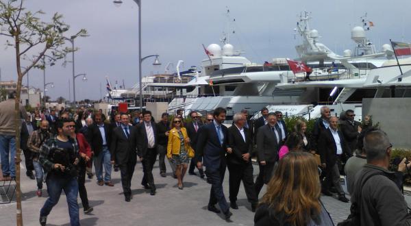 Image forPort Denia complete 1 million euro Waterfront Redevelopment