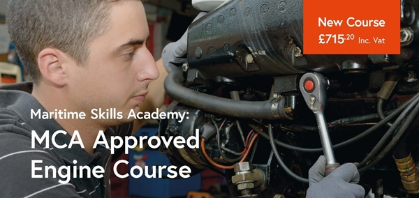 Image forMSA is now running MCA Approved Engine Course