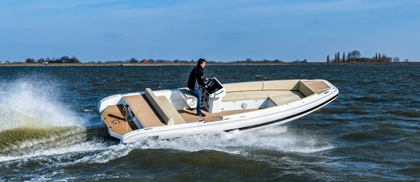 Image forX-Craft Launches all-new 7.5m Multi-Purpose Beachlander Tender