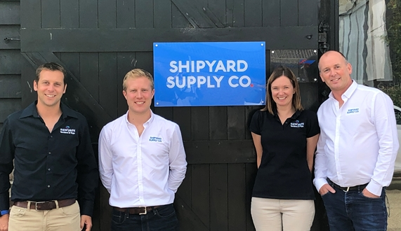 Image forMeet Shipyard Supply Co. at Monaco Yacht Show