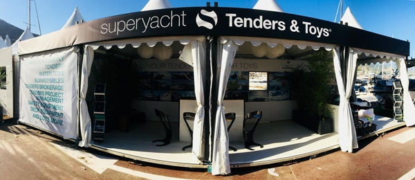 Image forSuperyacht Tenders and Toys and Nautique team up at Monaco Yacht Show 2018