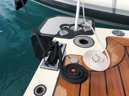 Image forSuperyacht Tenders   Toys announces partnership with Henshaw Inflatables