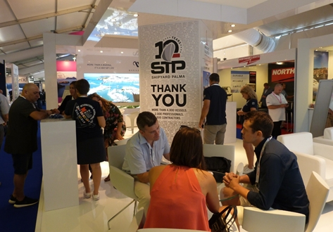 Image forSuccess of call of IPM Group at the  Monaco Yacht Show