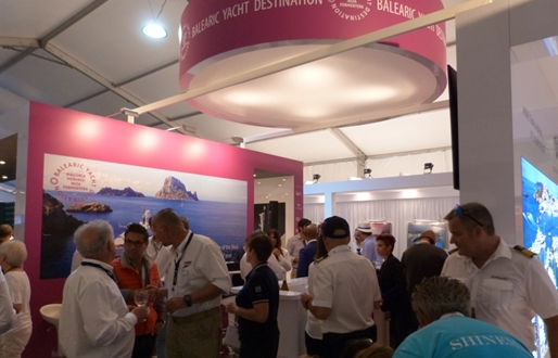 Image forBalearic Yacht Destination exceeds expectations at the Monaco Yacht Show 2017