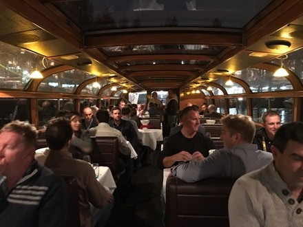 Image forSTP Shipyard Palma organises a fun dinner for clients and Friends in METS