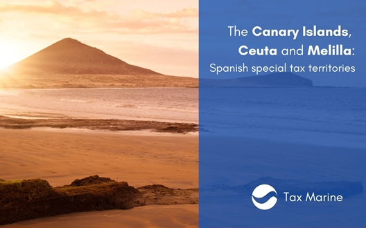 Image forThe Canary Islands, Ceuta and Melilla: Spanish special tax territories