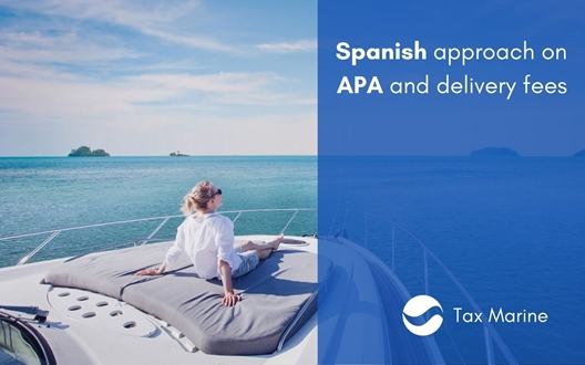 Image forSpanish approach on APA and delivery fees