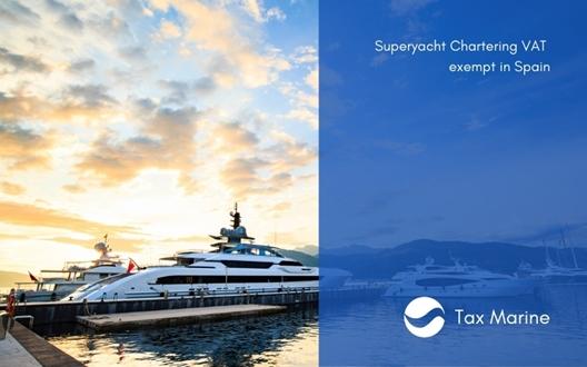 Image forSuperyacht Chartering VAT exempt in Spain