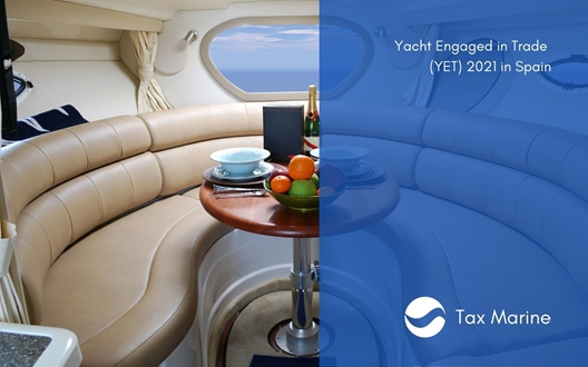 Image forYacht Engaged in Trade (YET) 2021 in Spain