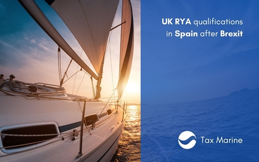 Image forUK RYA qualifications in Spain after Brexit