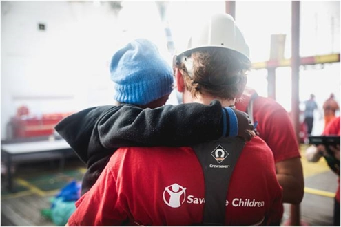 Image forMSA provide STCW training to Save the Children Crew Members