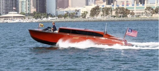 Image forHacker - Craft appoints  Classic Boats Lifestyle, as dealer