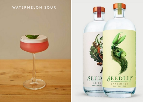 "Image forSeedlip Luxury ""Mocktails"" featured in Total Superyacht's DRC"