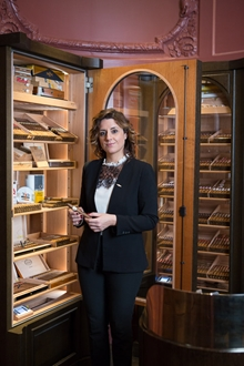 Image forRenowned Master of Havana Cigars joins Luxe App