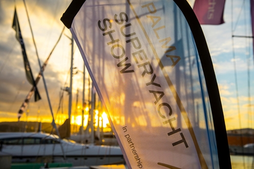 Image forANTICIPATION GROWING IN THE RUN UP to 6th PALMA SUPERYACHT SHOW