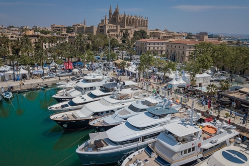 Image for6th Palma Superyacht Show: Bigger, Better and in a Class on its Own