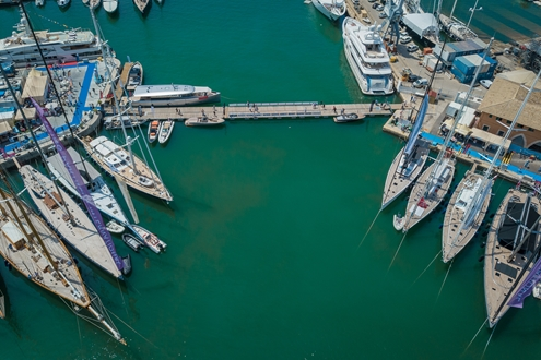 Image forWhat to Expect from Mallorca's 7th Edition of the Palma Superyacht Show