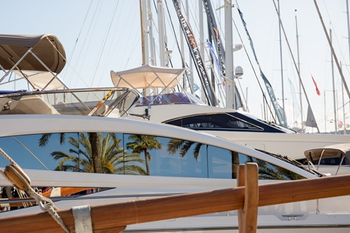 Image forYACHT FLAIR, ISLAND STYLE: PALMA SUPERYACHT SHOW CONTINUES TO IMPRESS THROUGH QU