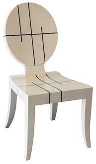 GEO I DINING CHAIR image