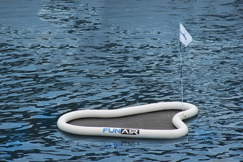 Press releases richard branson uses for Fish food golf balls