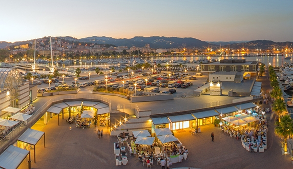 Image forPorto Mirabello is the ideal location for yachts looking for winter berths