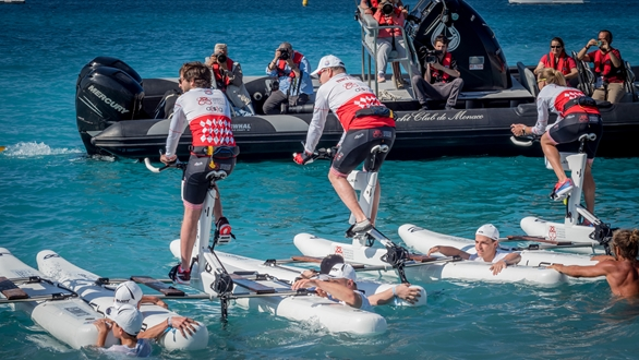 Image forRiviera Water Bike Challenge 2018 | Princess Charlene of Monaco Foundation