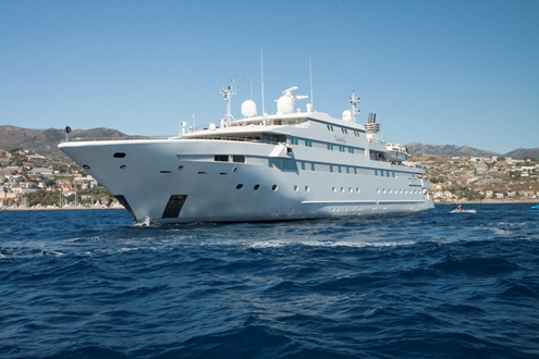 Image forAn Adventurous Charter on an Unusual Superyacht | Lauren L in Patagonia