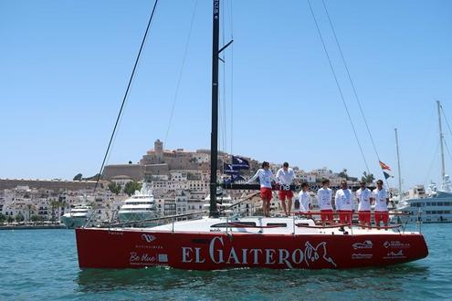 Image forMarina Ibiza sponsors 'El Gaitero' for the Copa del Rey Regatta