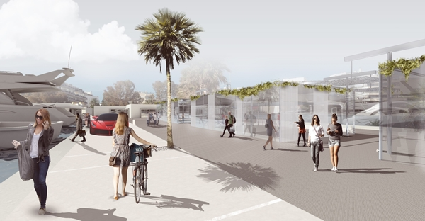 Image forMarina Ibiza introduces its new commercial area project for 2019 in Monaco