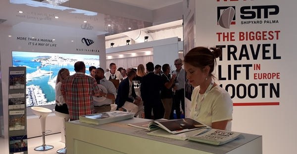 Image forIPM Group presents major developments at the  Monaco Yacht Show