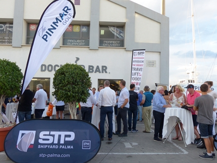 Image forSTP Shipyard Palma and Varadero Valencia present again at  The Pinmar Golf