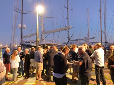 Image forMarina Port de Mallorca celebrates the end of the season