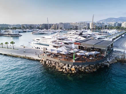 Image forROTO, the new restaurant that breaks into Marina Ibiza