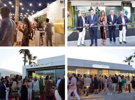 Image forJuly was a full month of openings at Marina Ibiza