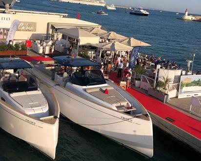 Image forPardo Yachts presents its new yachts at Marina Ibiza