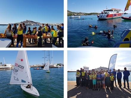 Image for4th Edition of Marina Ibiza Environmental Childrens Regatta