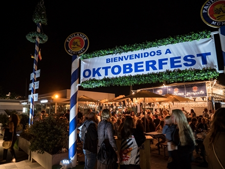 Image forMarina Ibiza celebrates the Oktoberfest with its clients and friends